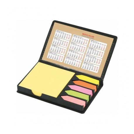 SP-PT-004 Yapışkanlı Masa Üstü Notluk 01