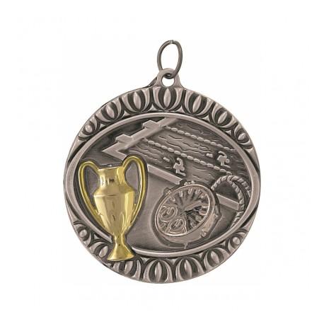 SP-MD-07-G Gümüş Madalya MD07