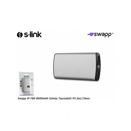 SP-IP-T Powerbank S-link Swapp IP-T80