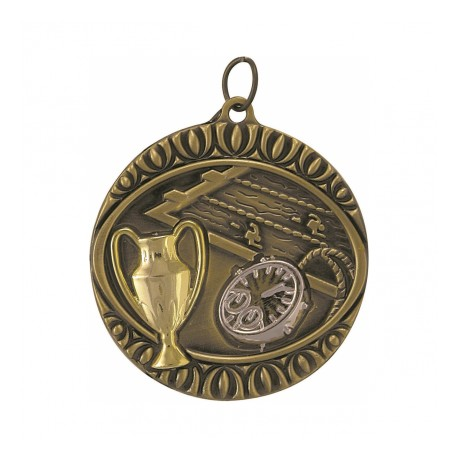SP-MD-07-A Altın Madalya MD07